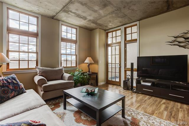Photo of home for sale at 275 Harrison Street South, Denver CO