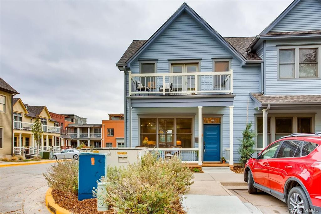 Photo of home for sale at 2070 23rd Street, Boulder CO