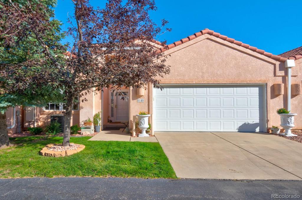 Photo of home for sale at 5140 Vista Del Norte Point, Colorado Springs CO