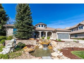 Property for sale at 12501 Ventana Mesa Circle, Castle Pines,  Colorado 80108