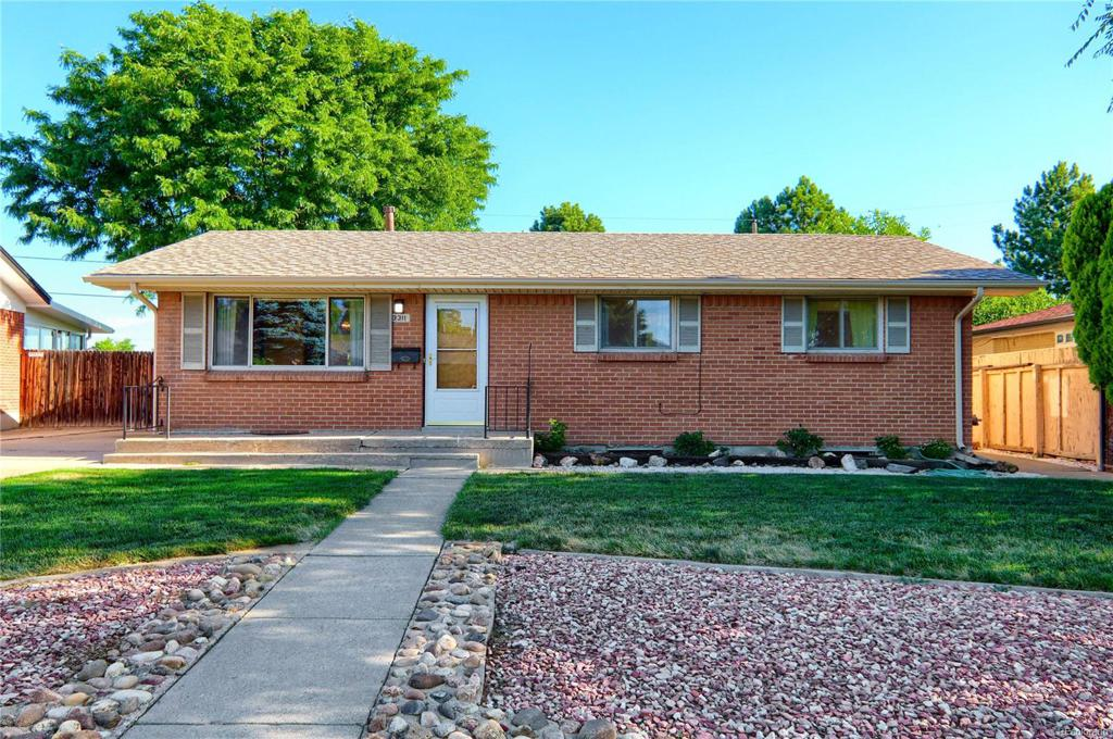 Photo of home for sale at 3311 94th Avenue W, Westminster CO