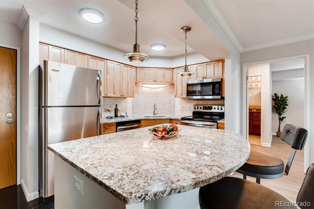 Photo of home for sale at 1301 Speer Boulevard, Denver CO