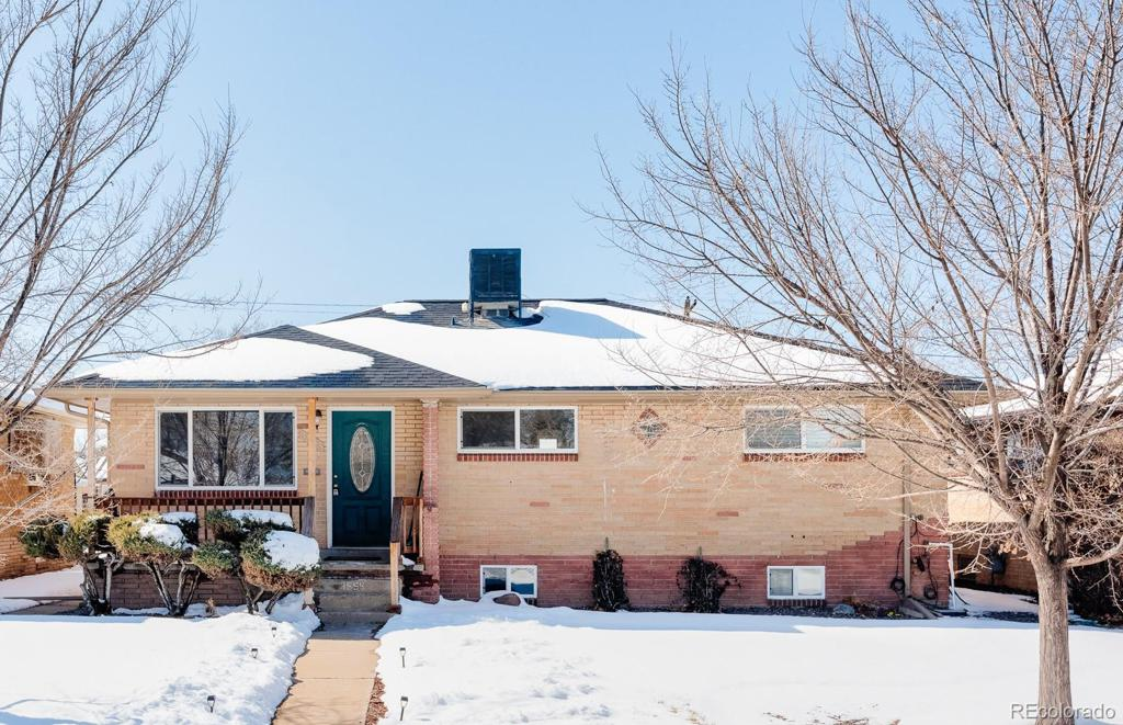 Photo of home for sale at 3555 Grape Street, Denver CO