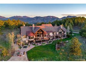 Property for sale at 7775 Spirit Ranch Road, Golden,  Colorado 80403
