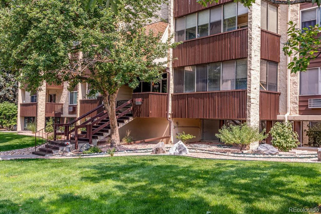 Photo of home for sale at 6930 Girard Avenue E, Denver CO