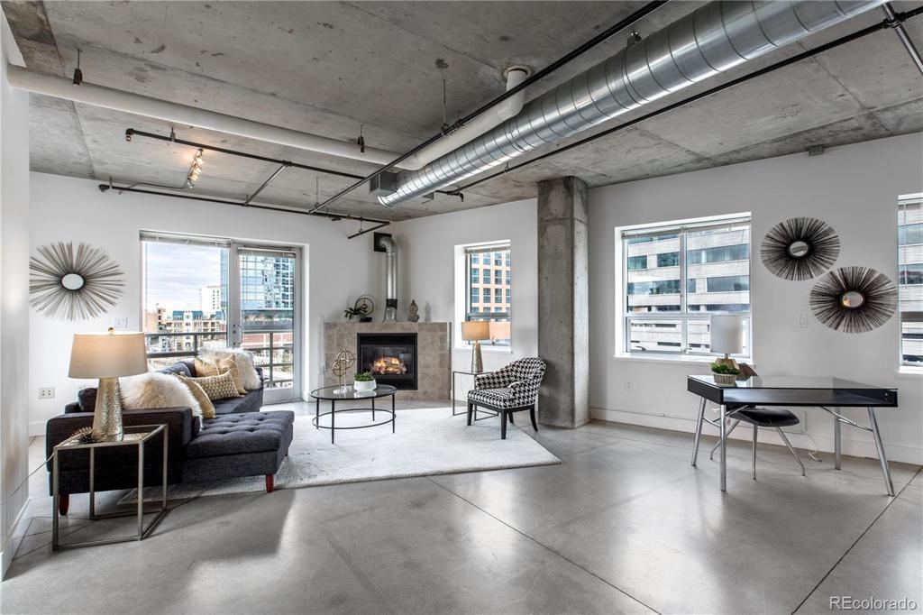 Photo of home for sale at 1610 Little Raven Street, Denver CO