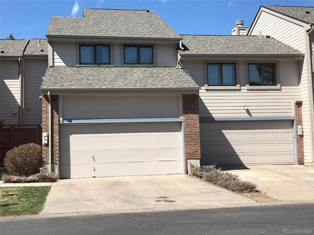 Photo of home for sale at 195 Xenon Street, Lakewood CO