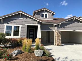 Property for sale at 3085 Blue Mountain Drive, Broomfield,  Colorado 80023