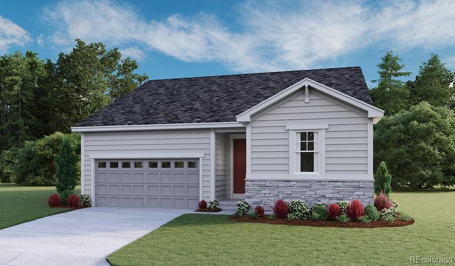 Photo of home for sale at 27710 9th Place E, Aurora CO