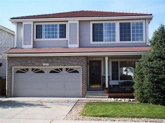 Photo of home for sale at 1537 Briarhollow Lane W, Highlands Ranch CO