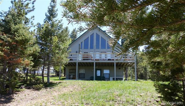 Photo of home for sale at 645 County Road 132, Westcliffe CO