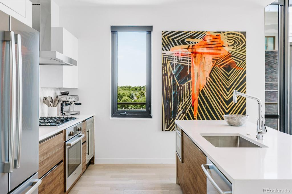 Photo of home for sale at 255 Saint Paul Street, Denver CO