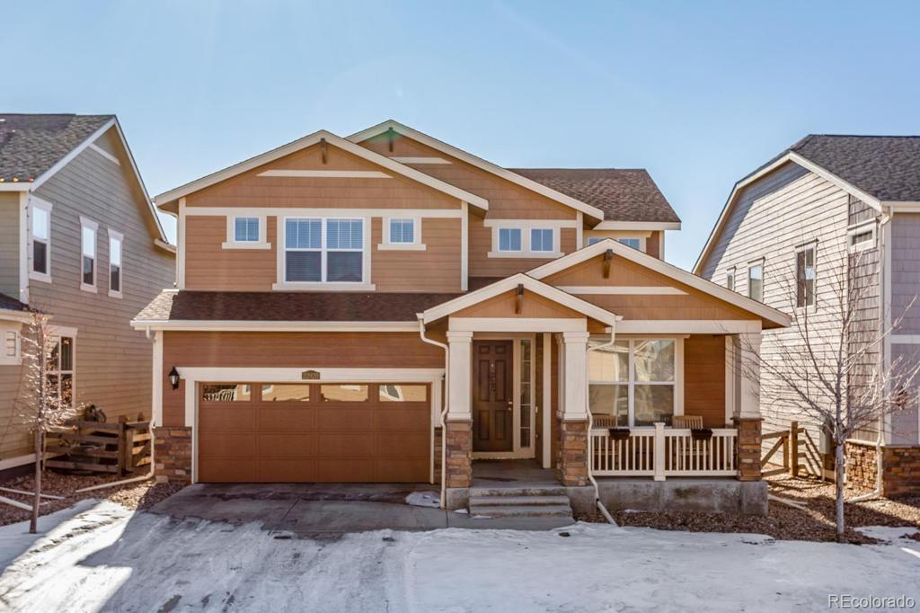 Photo of home for sale at 22920 Saratoga Place E, Aurora CO