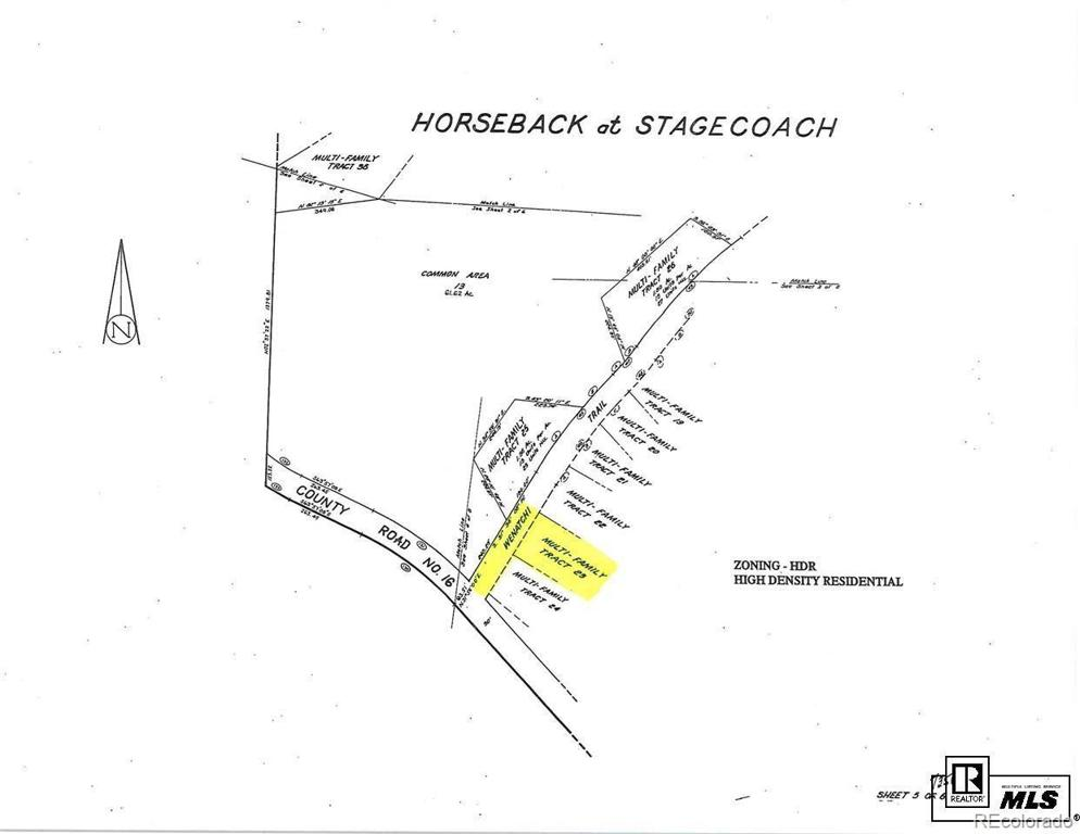 Photo of home for sale at Lot 23 (Multifamily) Horseback Subd at Stagecoach, Oak Creek CO