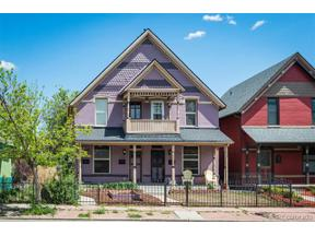 Property for sale at 126 Galapago Street, Denver,  Colorado 80223