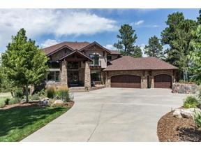 Property for sale at 8925 Scenic Pine Drive, Parker,  Colorado 80134