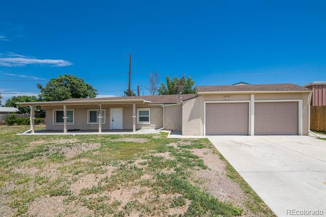 Photo of home for sale at 6940 Fairfax Drive, Commerce City CO