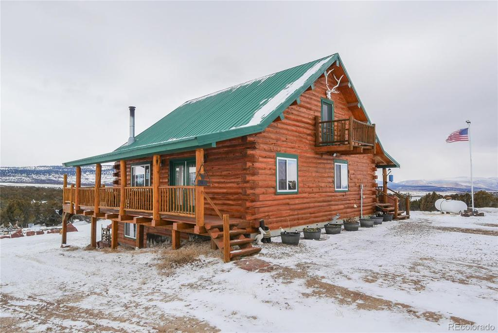 Photo of home for sale at 9000 County Road 10, Maybell CO