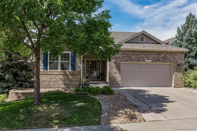 Photo of home for sale at 6139 Kirk Street South, Centennial CO