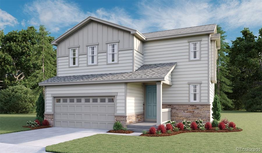 Photo of home for sale at 18098 99th Place E, Commerce City CO