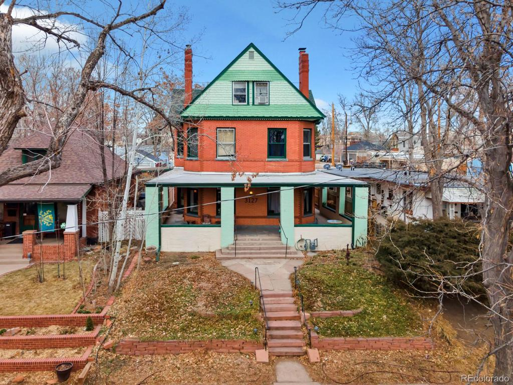 Photo of home for sale at 3127 24th Avenue W, Denver CO