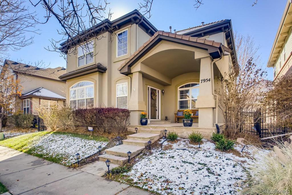 Photo of home for sale at 7954 9th Avenue E, Denver CO