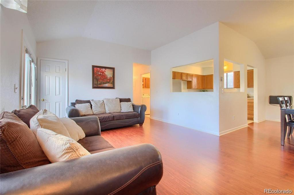 Photo of home for sale at 8367 Reed Street S, Littleton CO