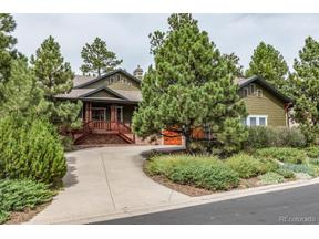 Property for sale at 1145 Forest Trails Drive, Castle Pines,  Colorado 80108