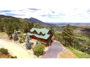 Property for sale at 25462 Westridge Road, Golden,  Colorado 80403