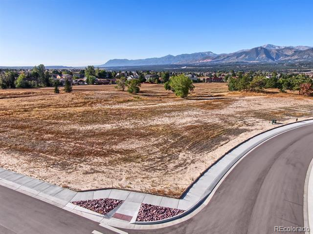 Photo of home for sale at 14373 Spyglass Hill Place, Colorado Springs CO