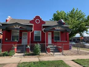Property for sale at 742 West 9th Avenue Unit: 742, Denver,  Colorado 80204