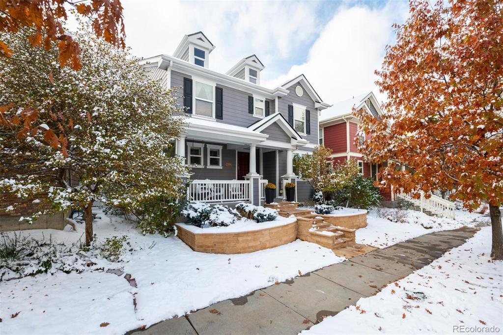 Photo of home for sale at 2699 Uinta Street, Denver CO