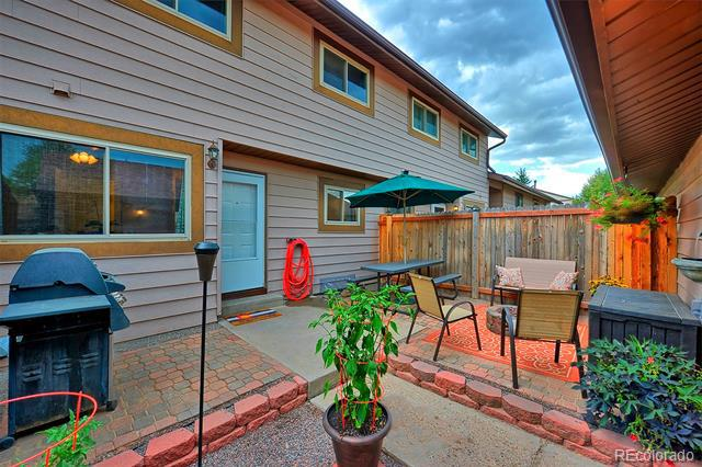 Photo of home for sale at 2523 Peoria Street South, Aurora CO