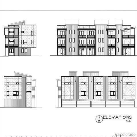 Photo of home for sale at 4457 Warren Avenue E, Denver CO