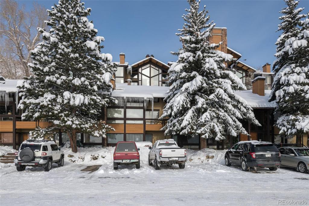 Photo of home for sale at 31500 Runaway Place, Steamboat Springs CO