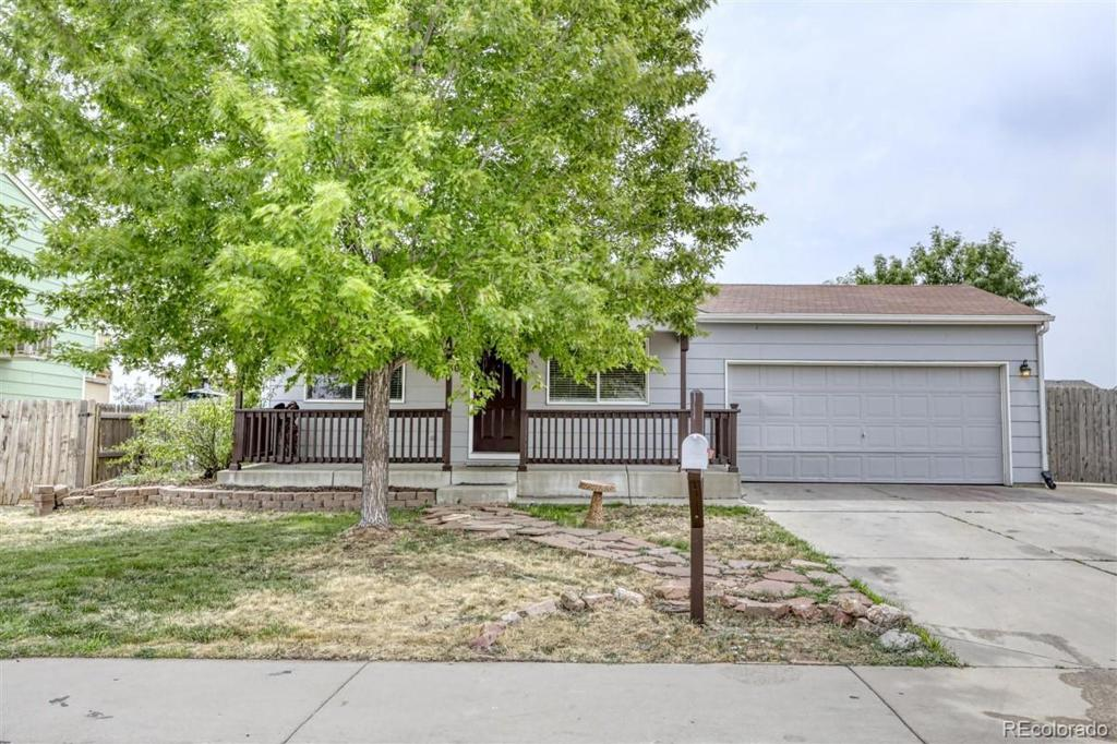 Photo of home for sale at 1006 24th Road E, Greeley CO