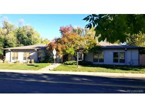 Property for sale at 7798 Vance Drive, Arvada,  Colorado 80003