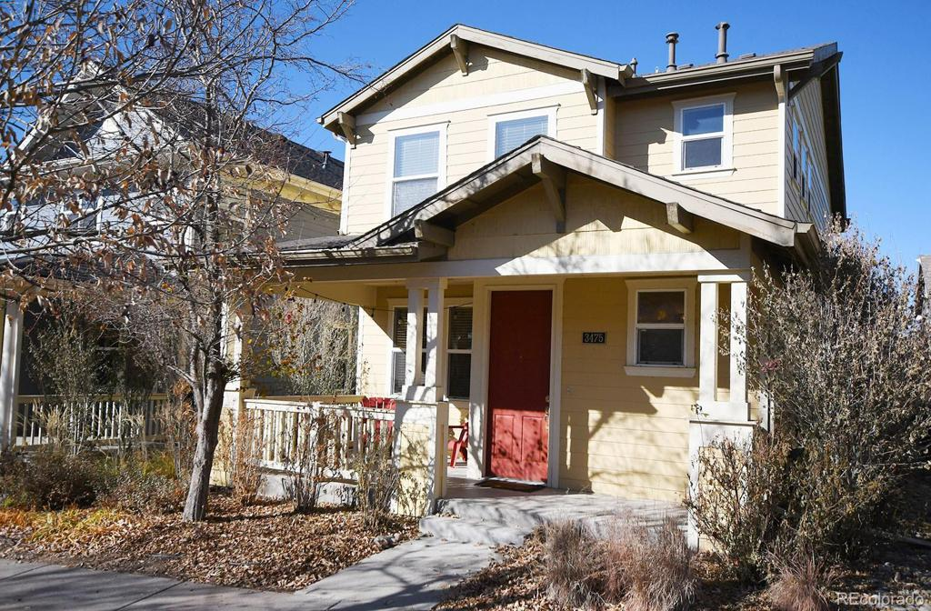 Photo of home for sale at 3475 Florence Way, Denver CO