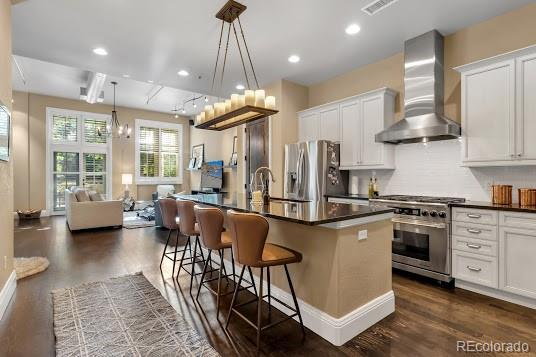 Photo of home for sale at 1125 Race Street S, Denver CO