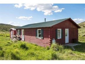 Property for sale at Duck Creek III Spring Creek Road, Rangely,  Colorado 81648