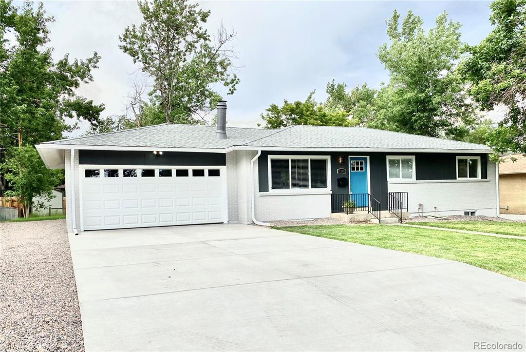 Photo of home for sale at 13741 Braun Drive, Golden CO
