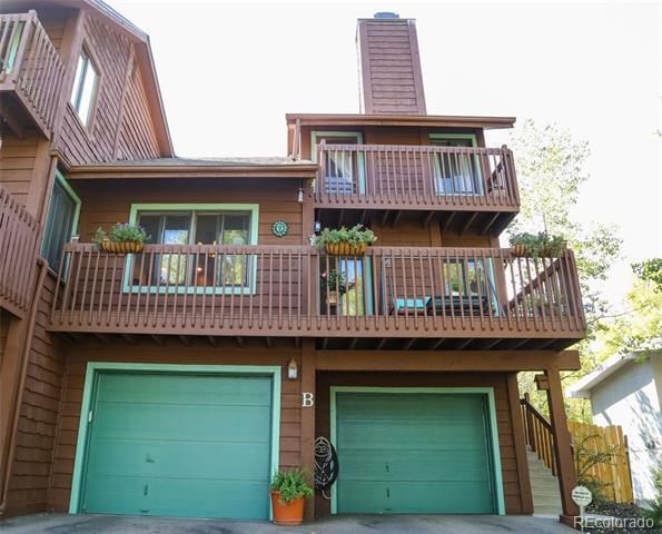 Photo of home for sale at 57 Newport Circle, Colorado Springs CO
