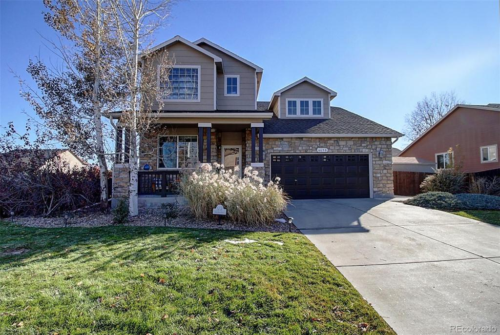 Photo of home for sale at 6690 129th Place E, Thornton CO