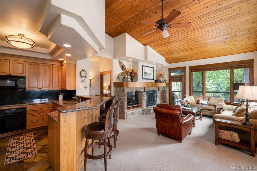Photo of home for sale at 2315 Storm Meadows Drive, Steamboat Springs CO