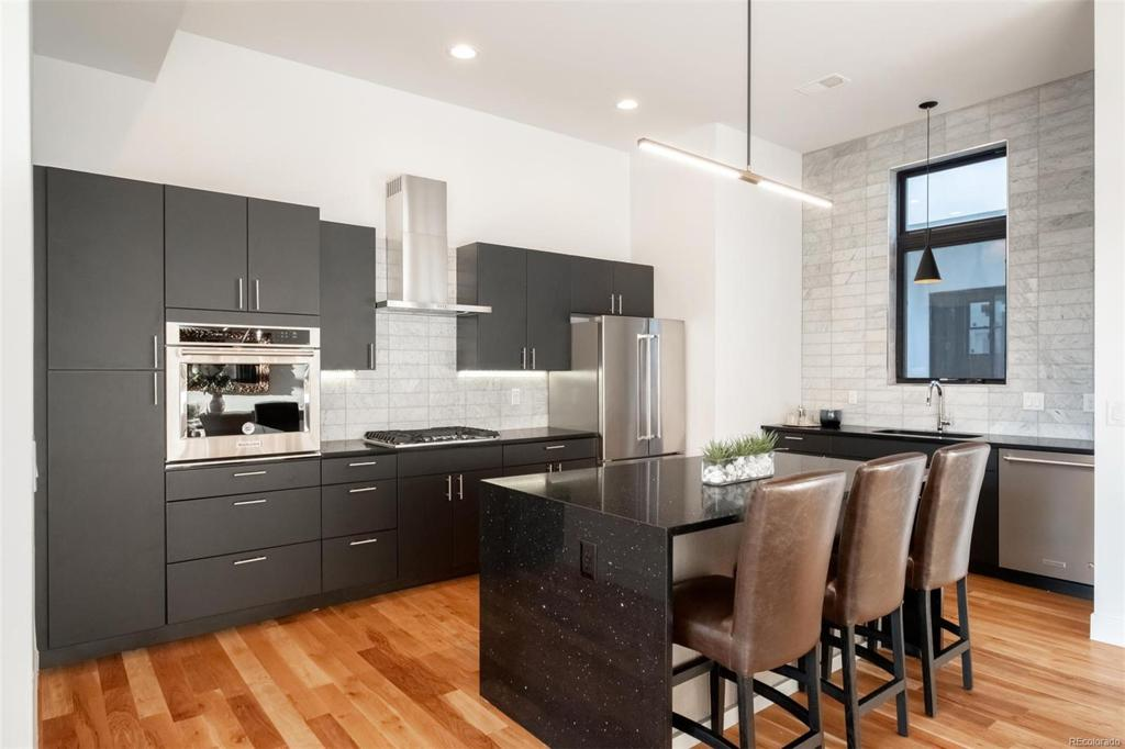 Photo of home for sale at 3208 Vallejo Street, Denver CO