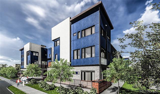 Photo of home for sale at 4721 Iliff Avenue E, Denver CO