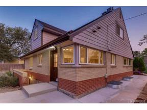 Property for sale at 9560 West 38th Avenue, Wheat Ridge,  Colorado 80033