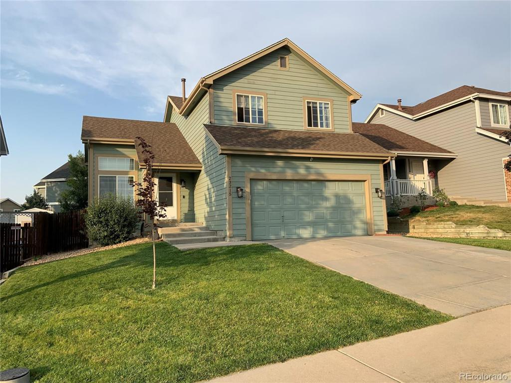 Photo of home for sale at 23215 Lake Place E, Aurora CO