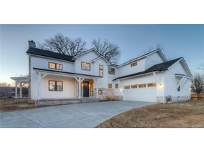 Property for sale at 14802 Clay Street, Broomfield,  Colorado 80023