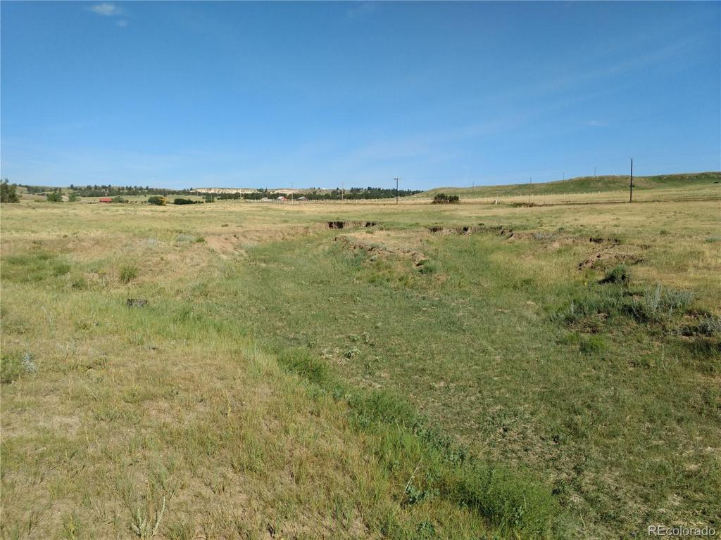 Photo of home for sale at Lot 1 Fiddleback Ranch Circle, Kiowa CO